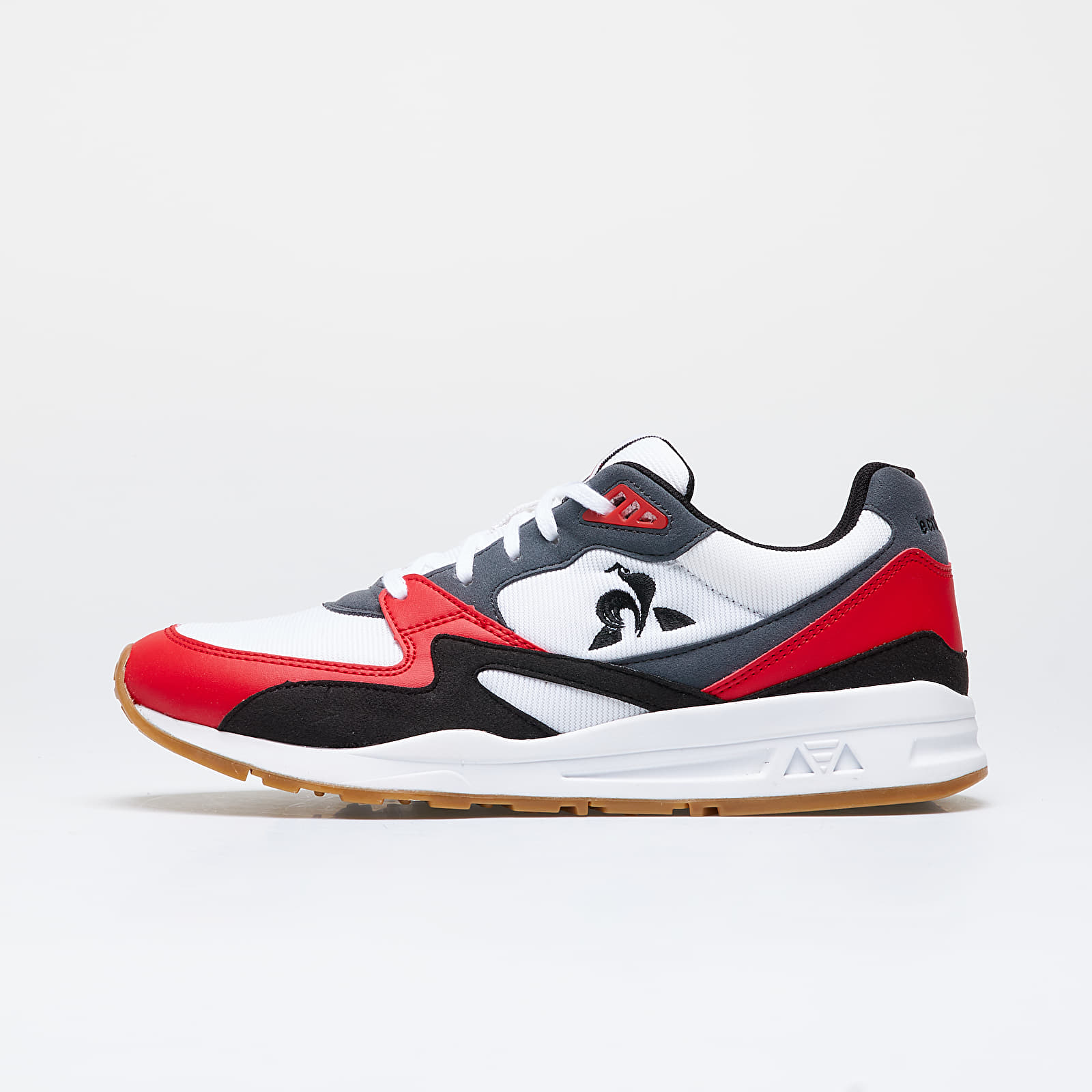 Männer le coq sportif R800 Optical White/ Pure Red