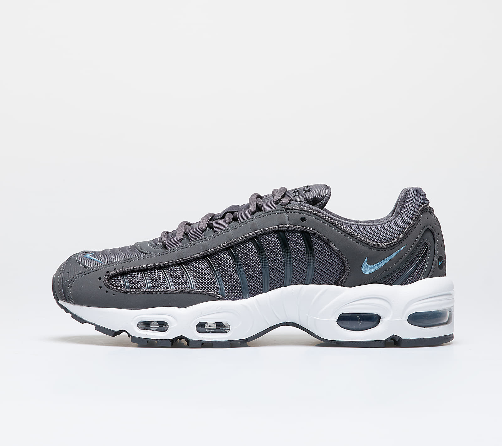 Nike Air Max Tailwind IV Iron Grey/ Cerulean-Black-White EUR 41