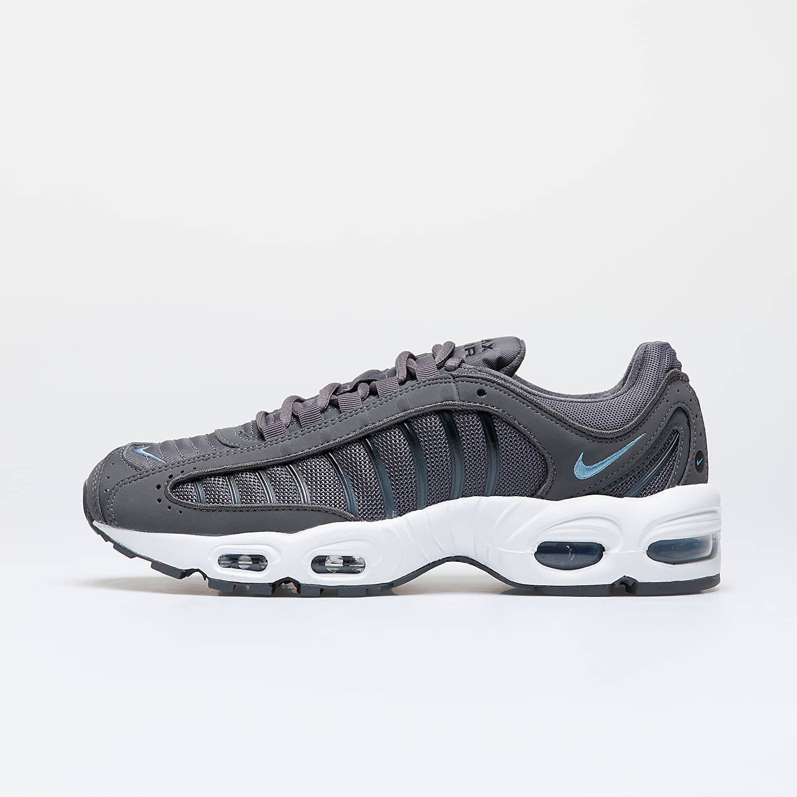 Men's shoes Nike Air Max Tailwind IV Iron Grey/ Cerulean-Black-White
