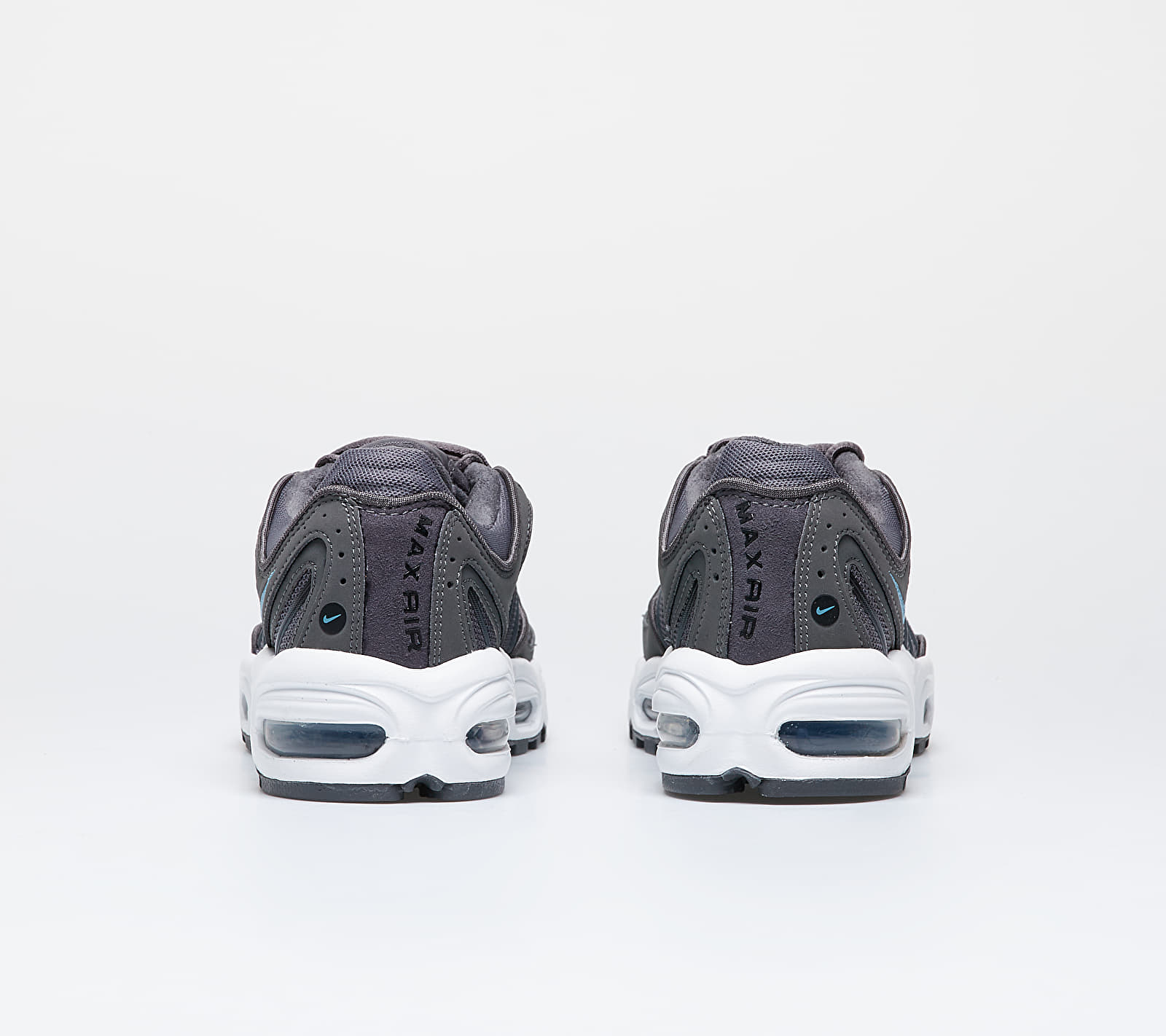 Nike Air Max Tailwind IV Iron Grey/ Cerulean-Black-White, Gray