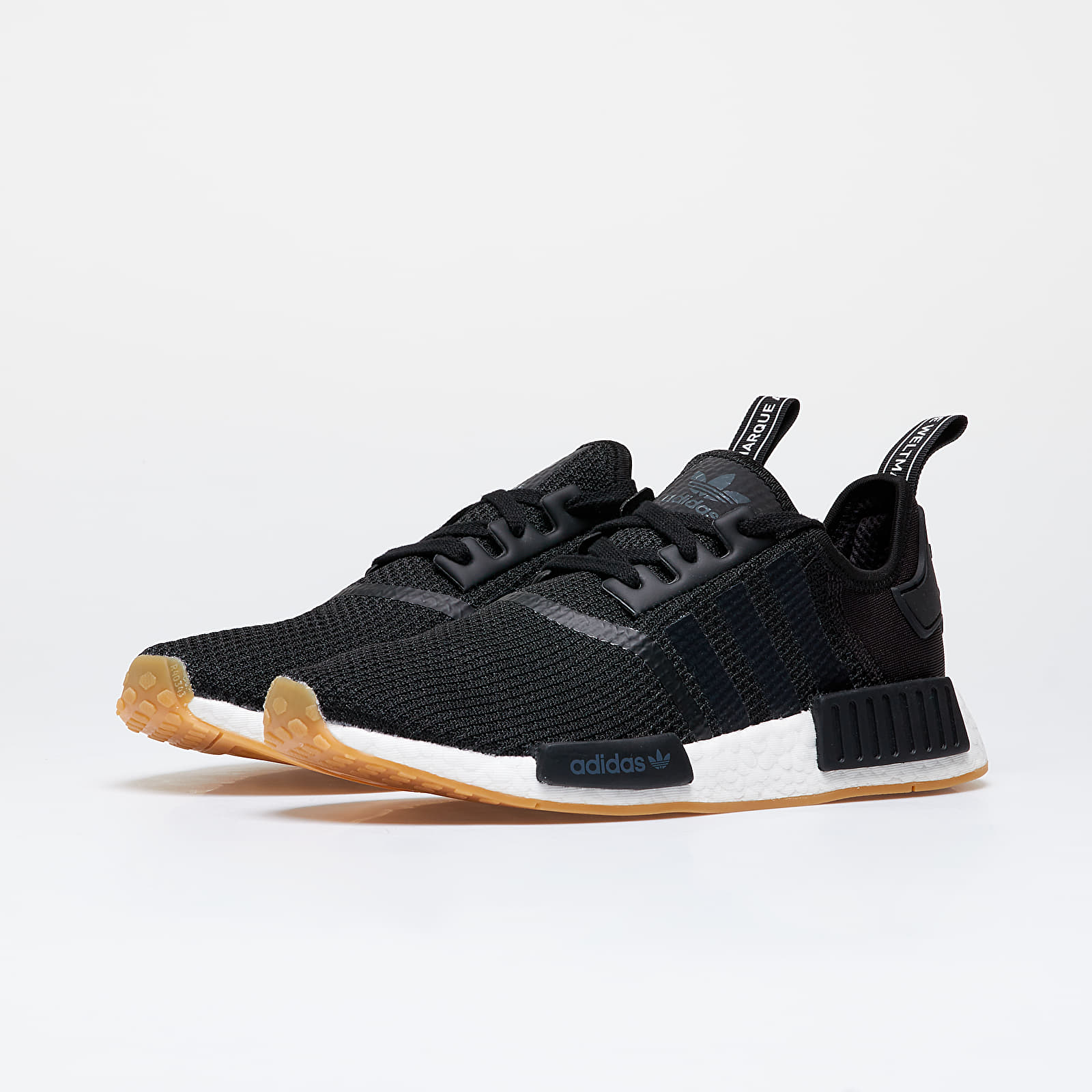 adidas nmd r1 black core
