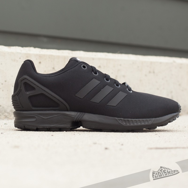 timeless design 927ad 8ab6a adidas ZX Flux J Core Black Core Black Core Black at a great price