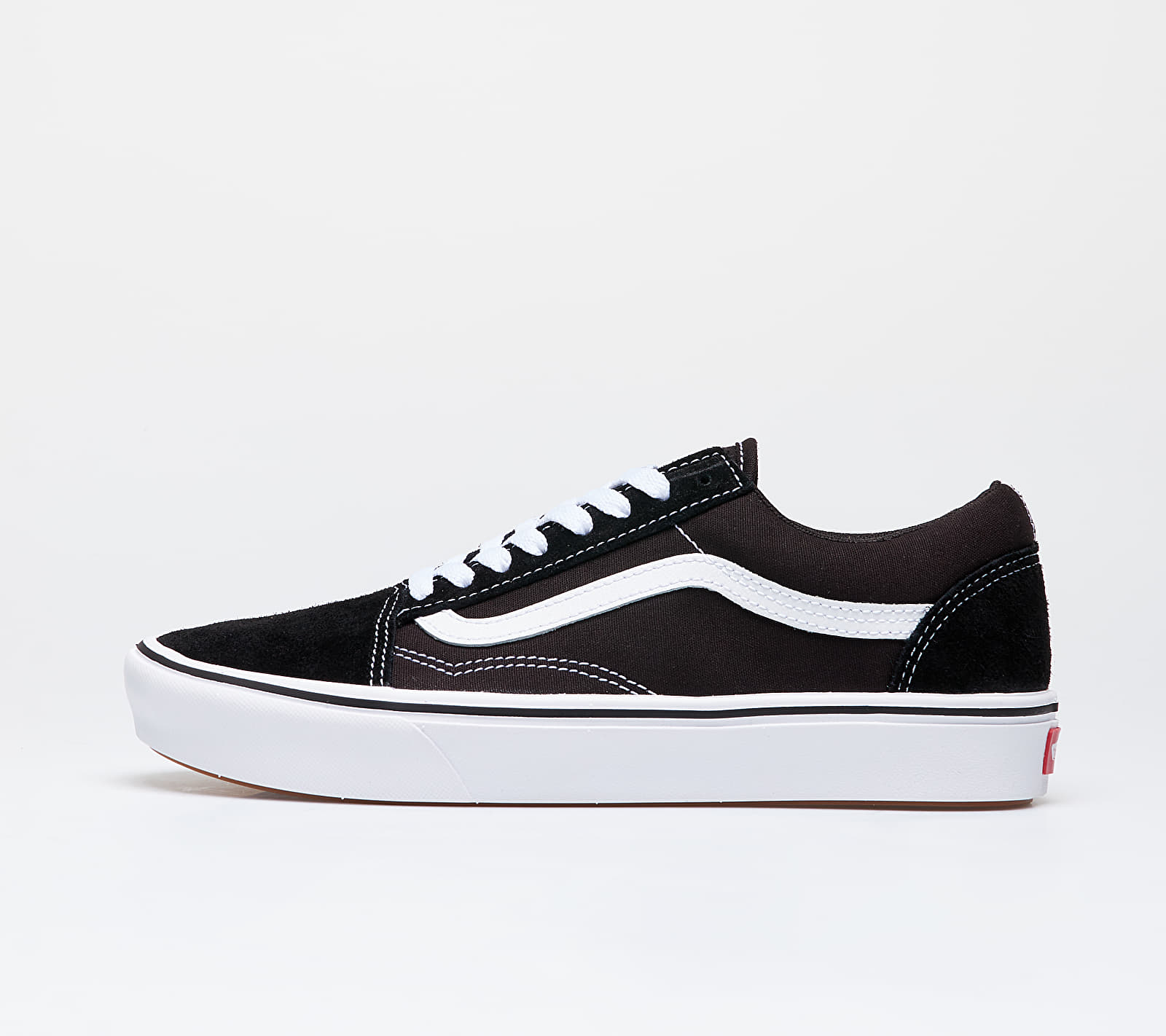 Vans ComfyCush Old Skool (Classic) Black/ True White EUR 42