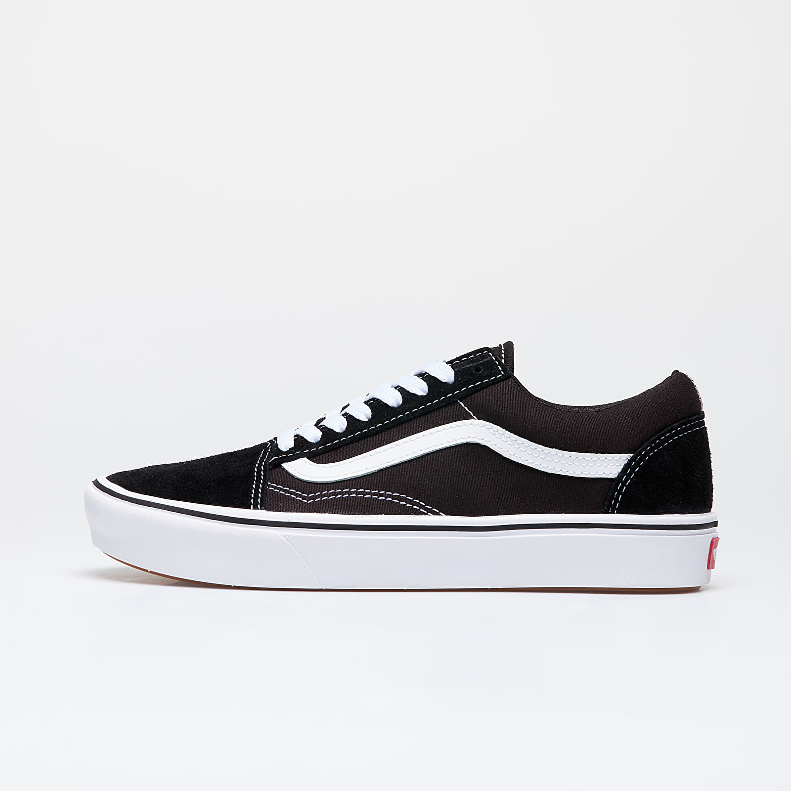 Zapatillas Hombre Vans ComfyCush Old Skool (Classic) Black/ True White