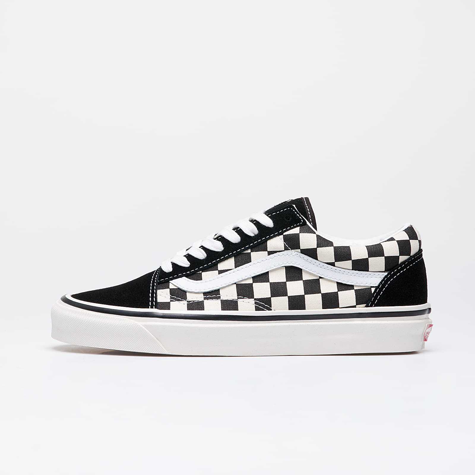 Women's shoes Vans Old Skool 36 DX Black/ Check