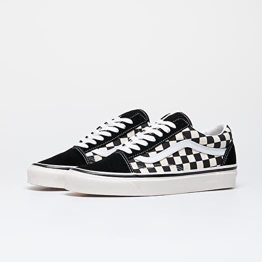 Vans Old Skool 36 DX Black Check | Footshop