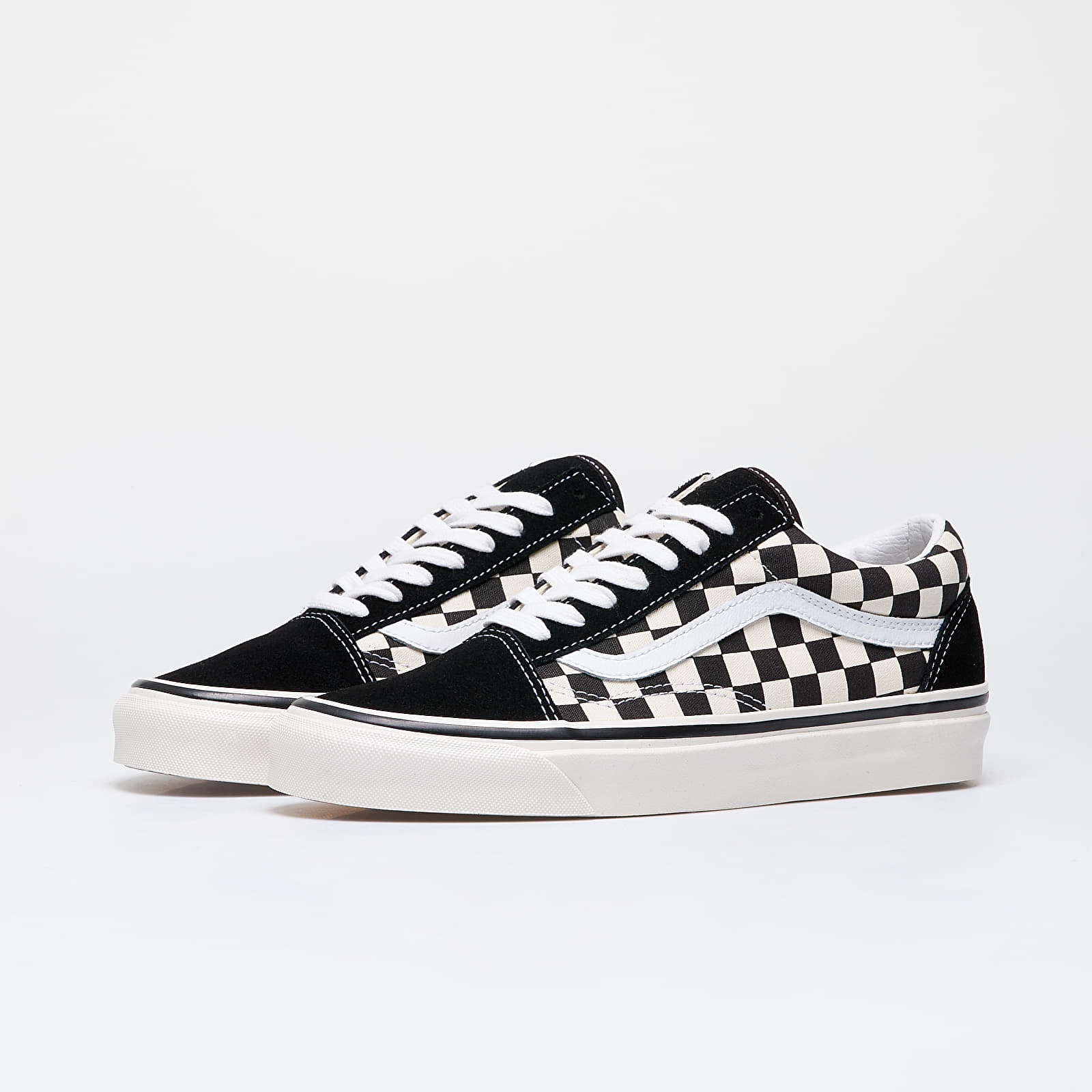 Vans Old Skool 36 DX (Anaheim Factory)Black Check