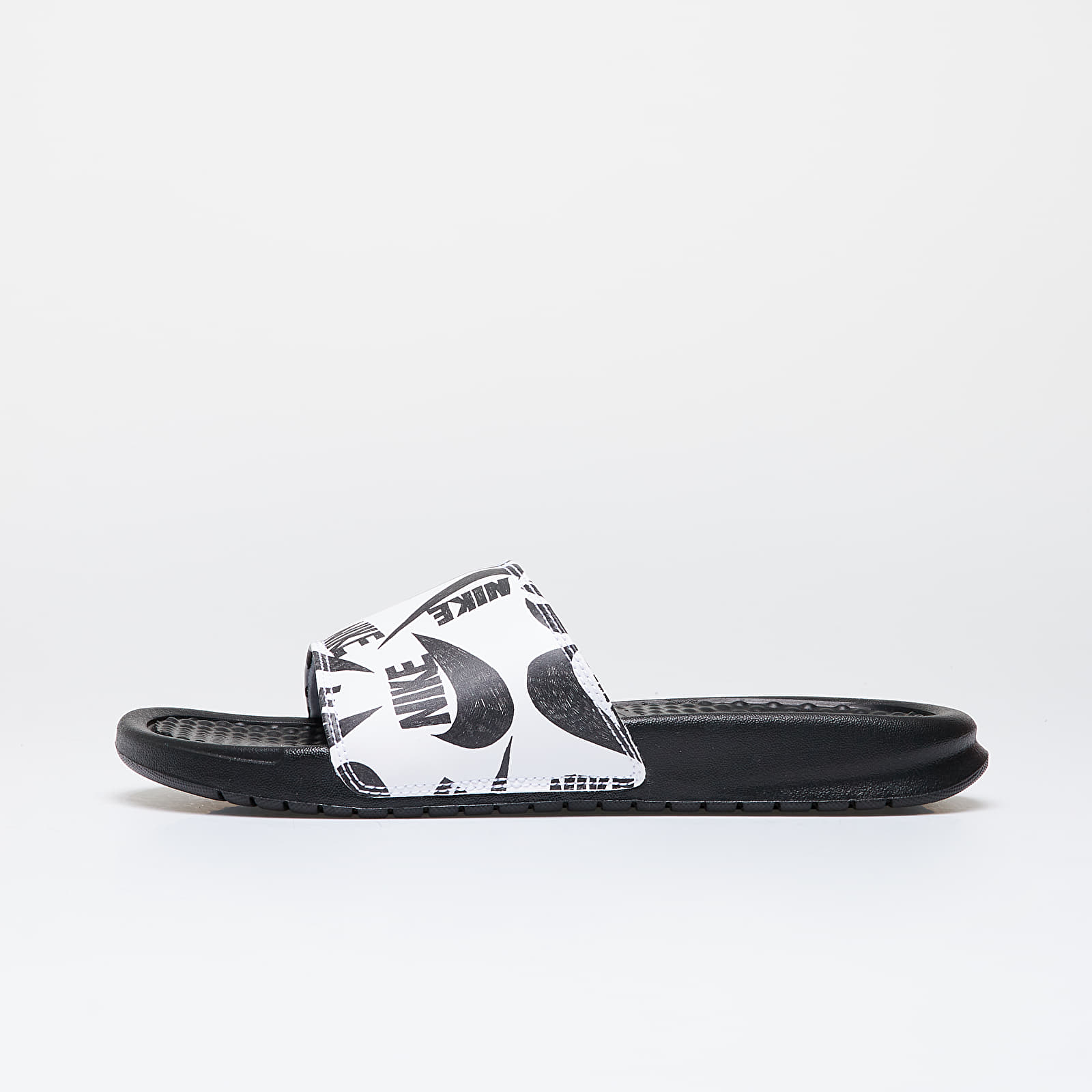 Women's shoes Nike Wmns Benassi Jdi Print Black/ Black-White