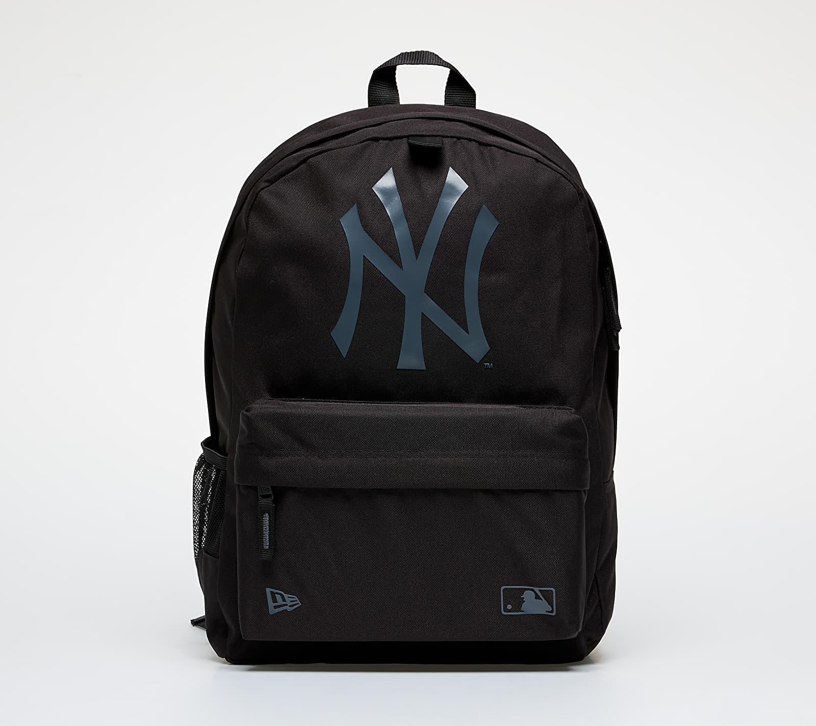 New Era MLB Stadium New York Yankees Backpack Black 17 litrů
