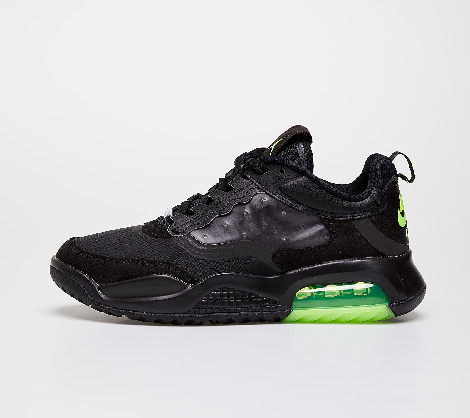 Jordan Max 200 Black/ Electric Green-Black EUR 44.5