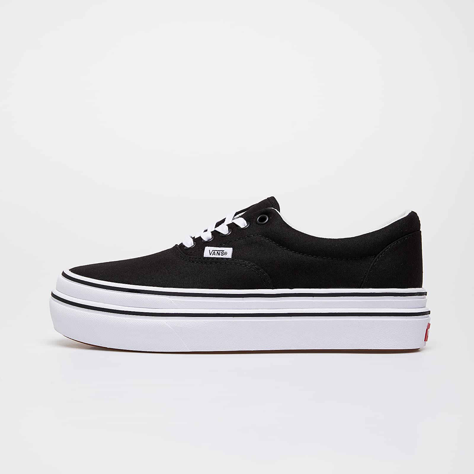 Чоловіче взуття Vans Super ComfyCush Era (Canvas) Black/ True White
