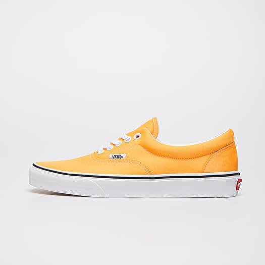 Vans Era (Neon) Blazing Orange True White