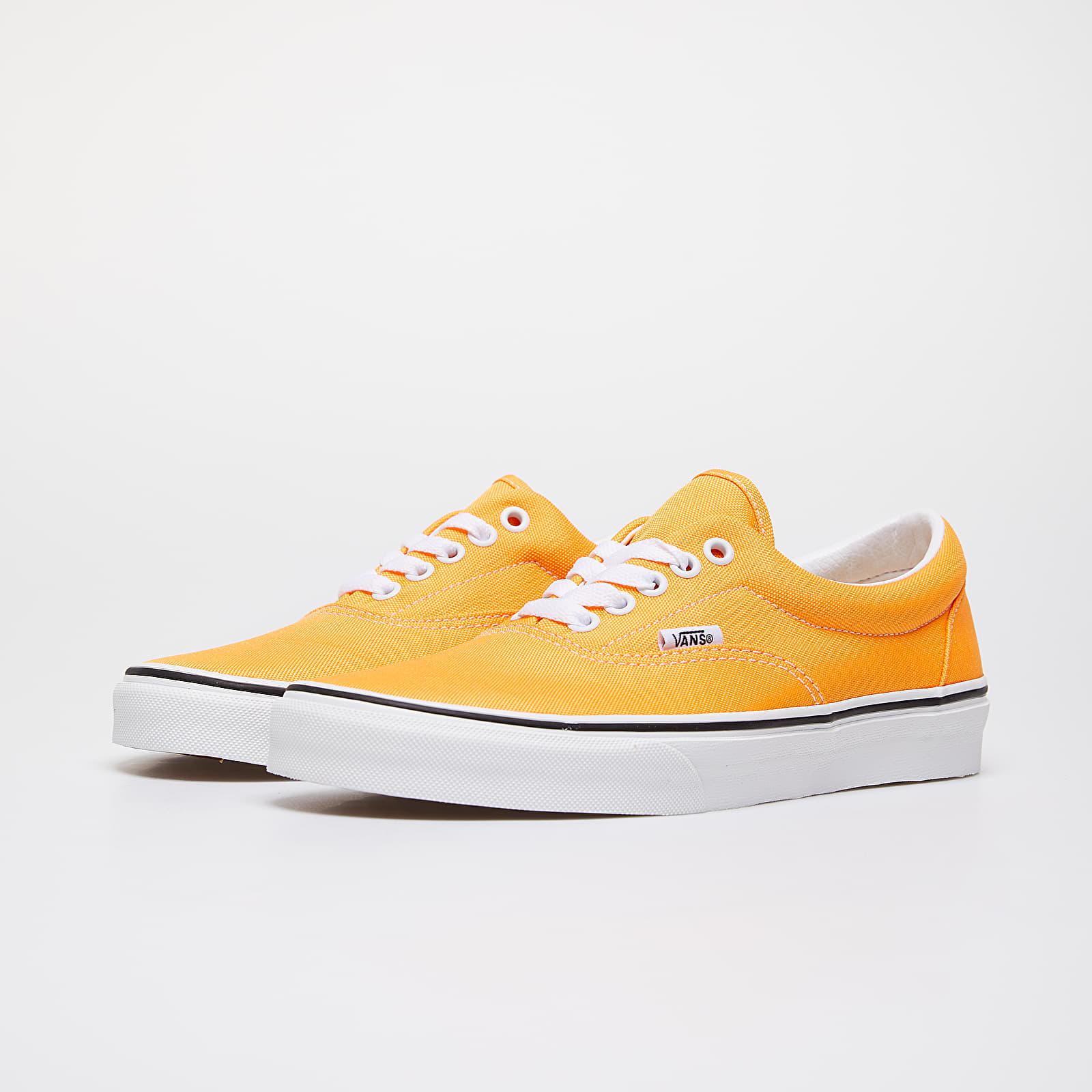 Vans Era (Neon)Blazing Orange True White