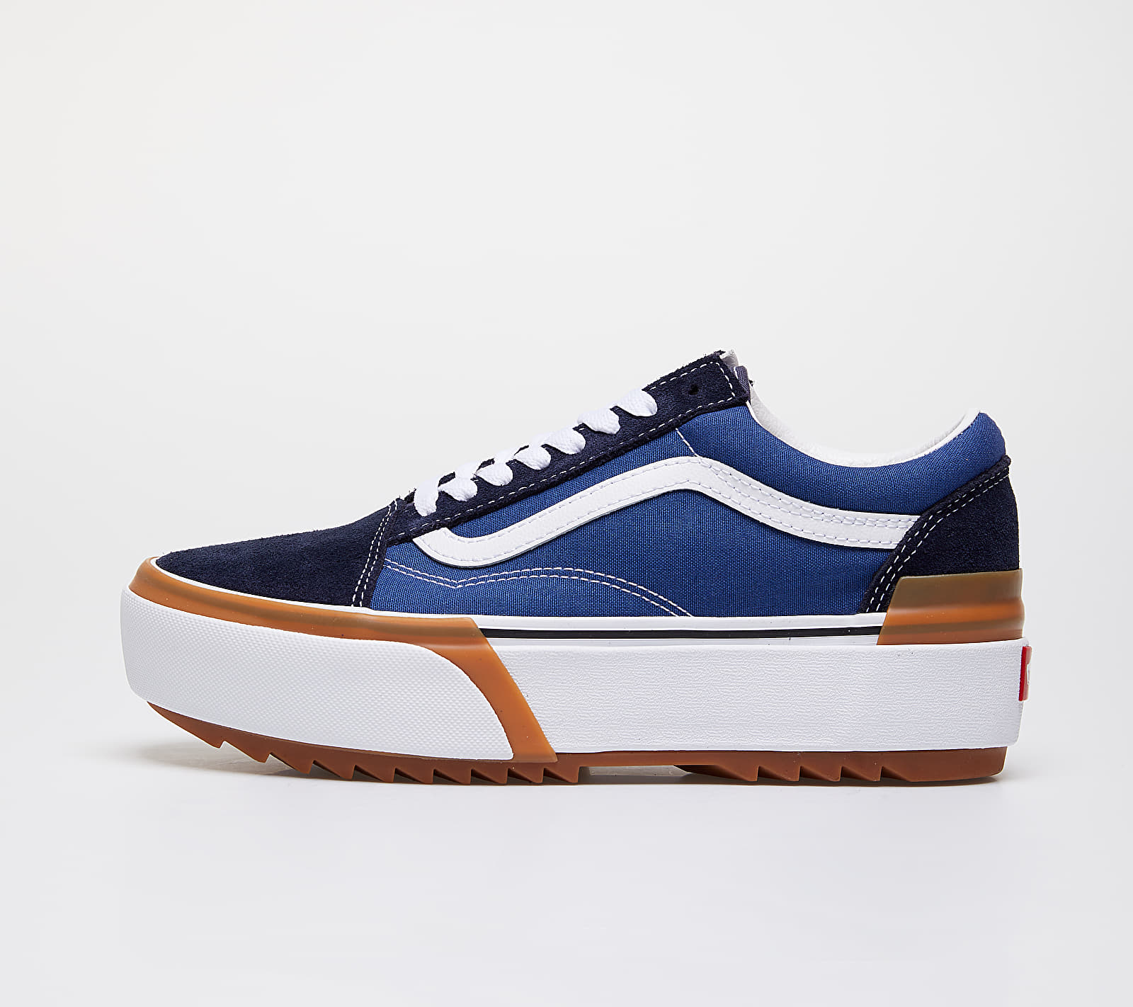 Vans Old Skool Stacked Navy/ True White EUR 36