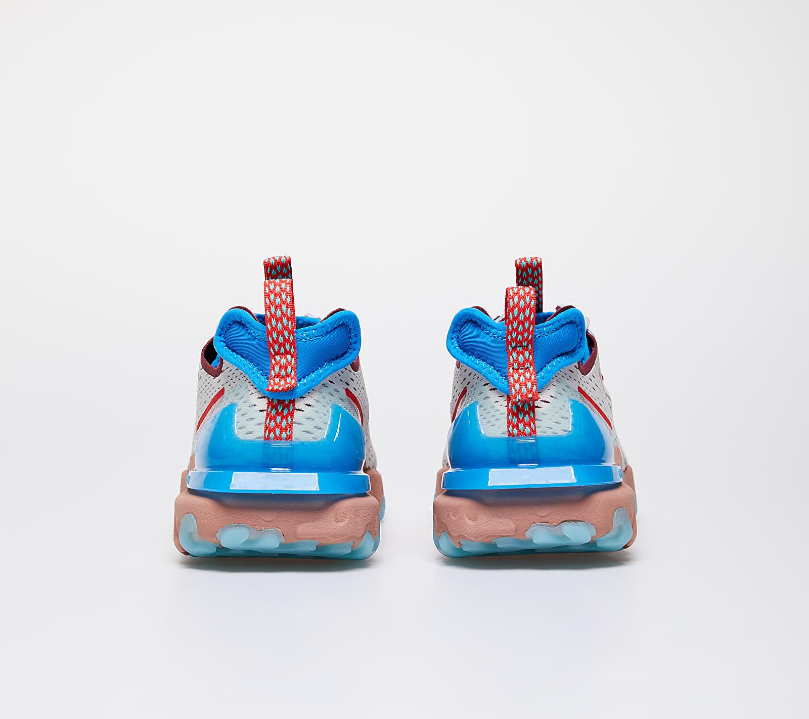 Nike React Vision Light Bone/ Terra Blush-Photo Blue, Brown