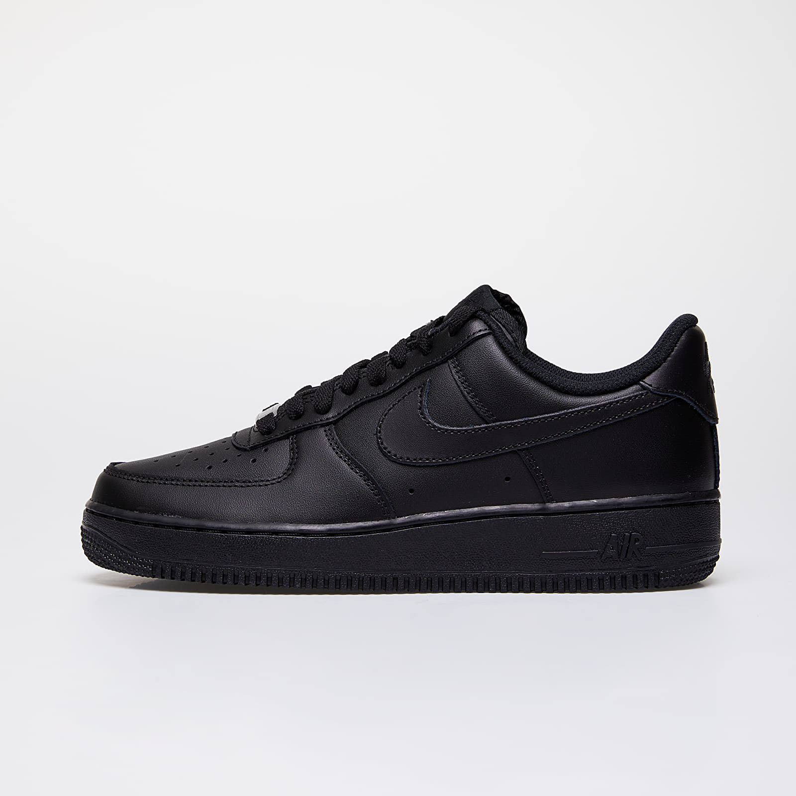 Men's shoes Nike Air Force 1 '07 Black/ Black
