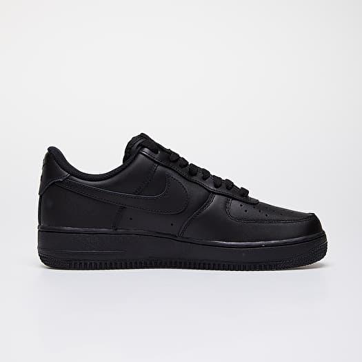 Nike Air Force 1 '07 Black/ Black | Footshop