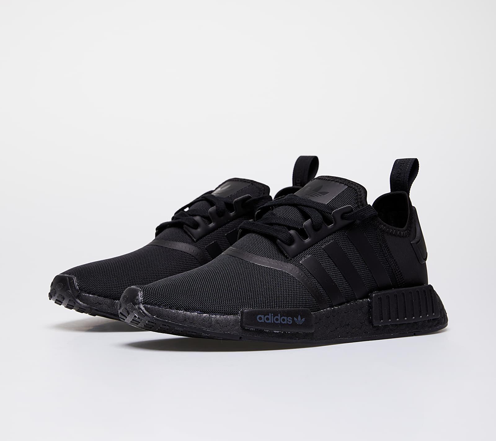 adidas NMD_R1 Core Black/ Core Black/ Core Black