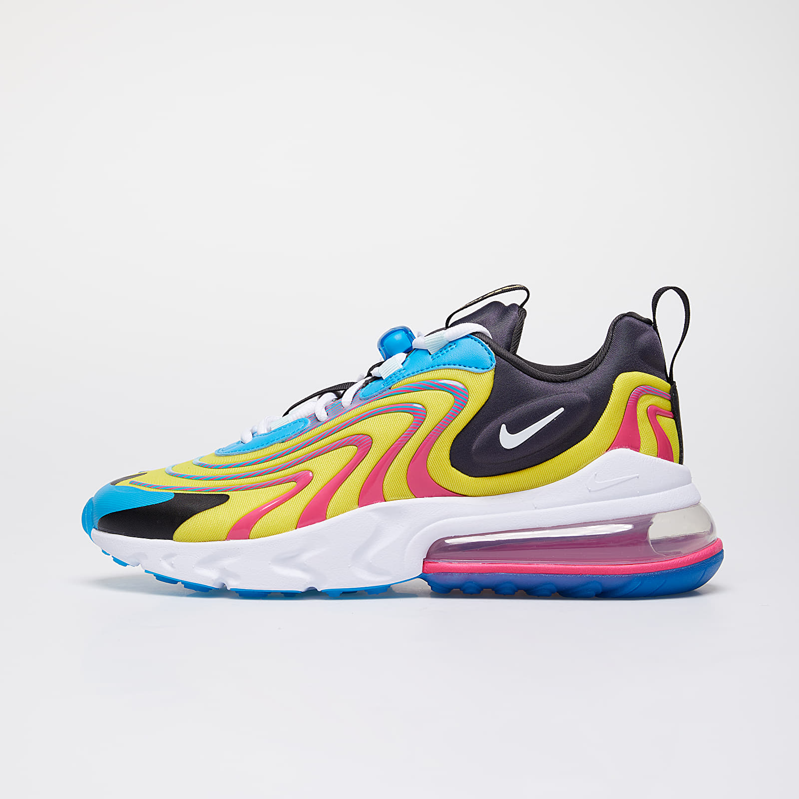 Männer Nike Air Max 270 React Eng Laser Blue/ White-Anthracite-Watermelon