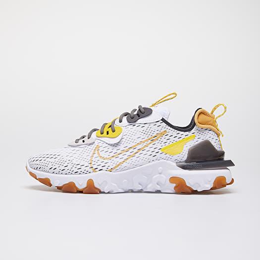 Nike React Vision White Honeycomb Iron Grey Vast Grey | Footshop