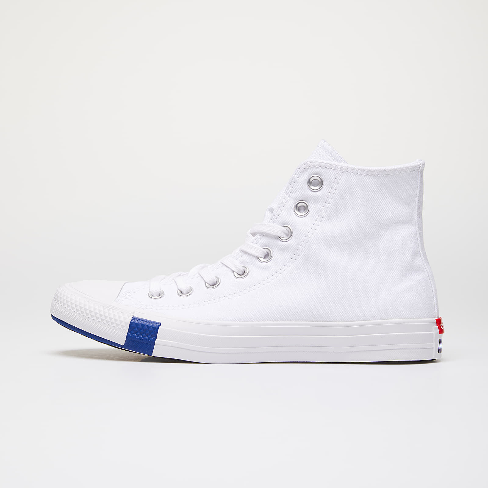Men's shoes Converse Chuck Taylor All Star Hi White/ Rush Blue
