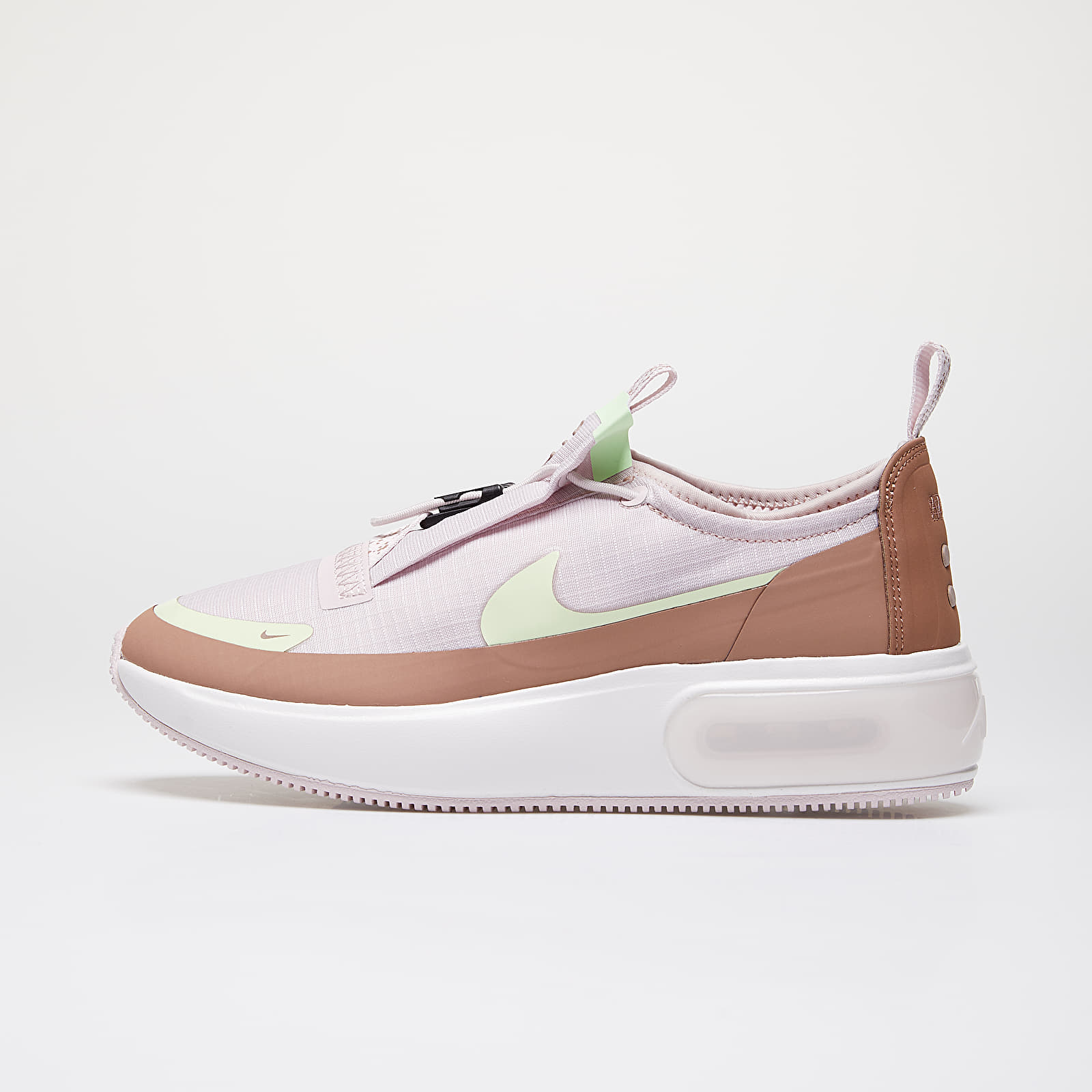 Chaussures et baskets femme Nike W Air Max Dia Winter Barely Rose/ Desert Dust-Barely Volt