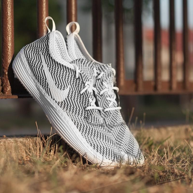 Chaussures et baskets femme Nike Solarsoft Costa KJCRD Black/ White