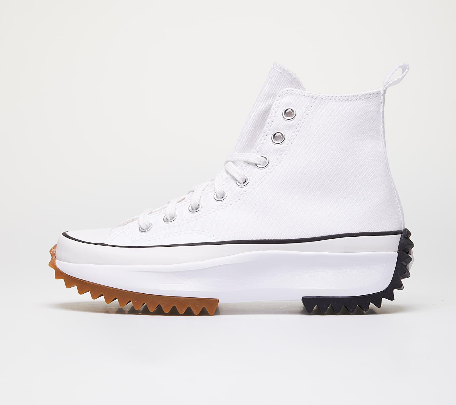 Converse Run Star Hike Hi White/ Black/ Gum EUR 40