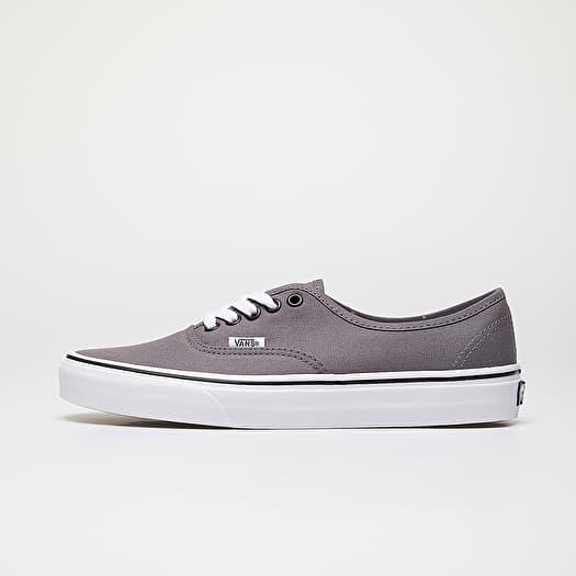 Men's shoes Vans Authentic Pewter/ Black