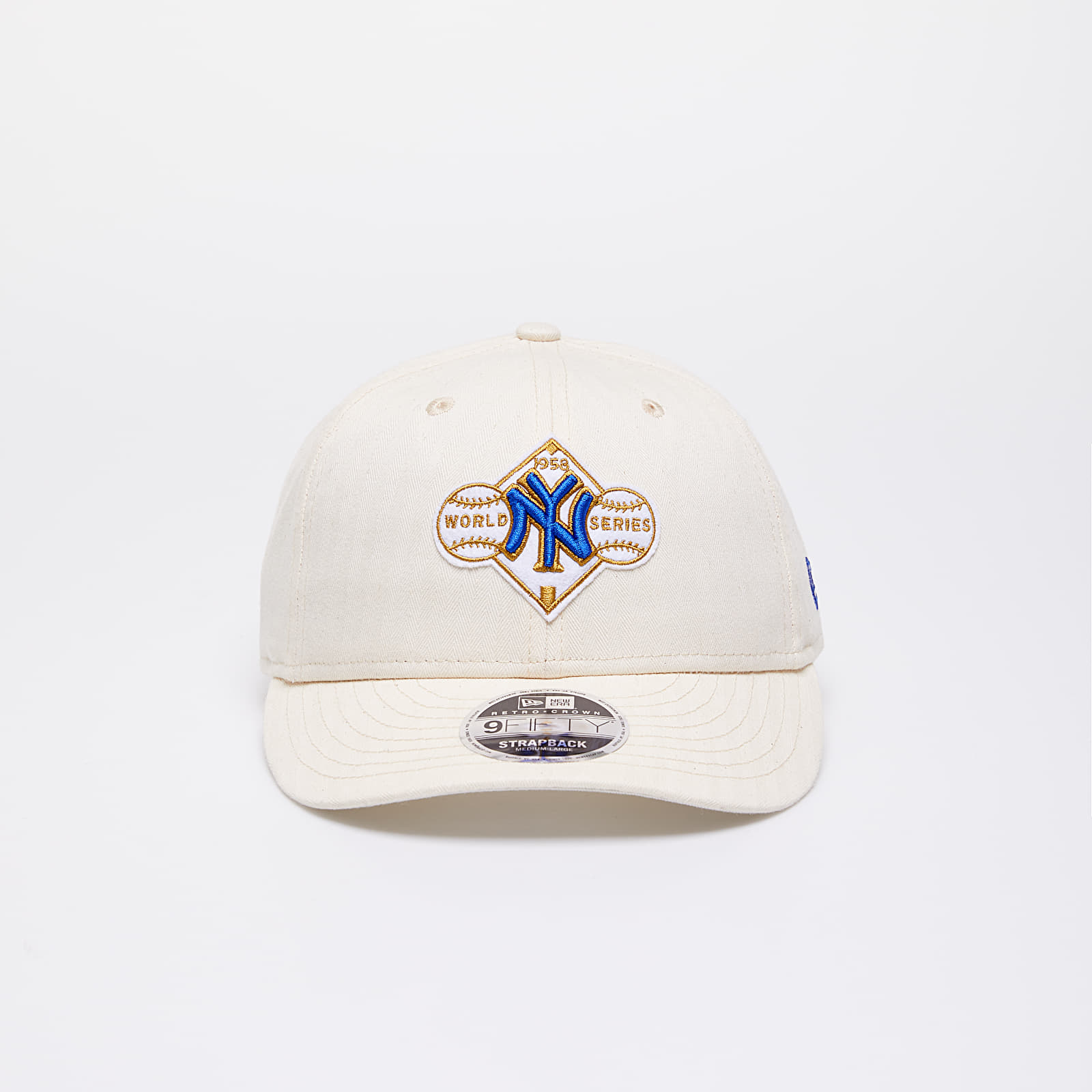 Kšiltovky New Era 9Fifty MLB Cooperstown New York Yankees Hat Cream