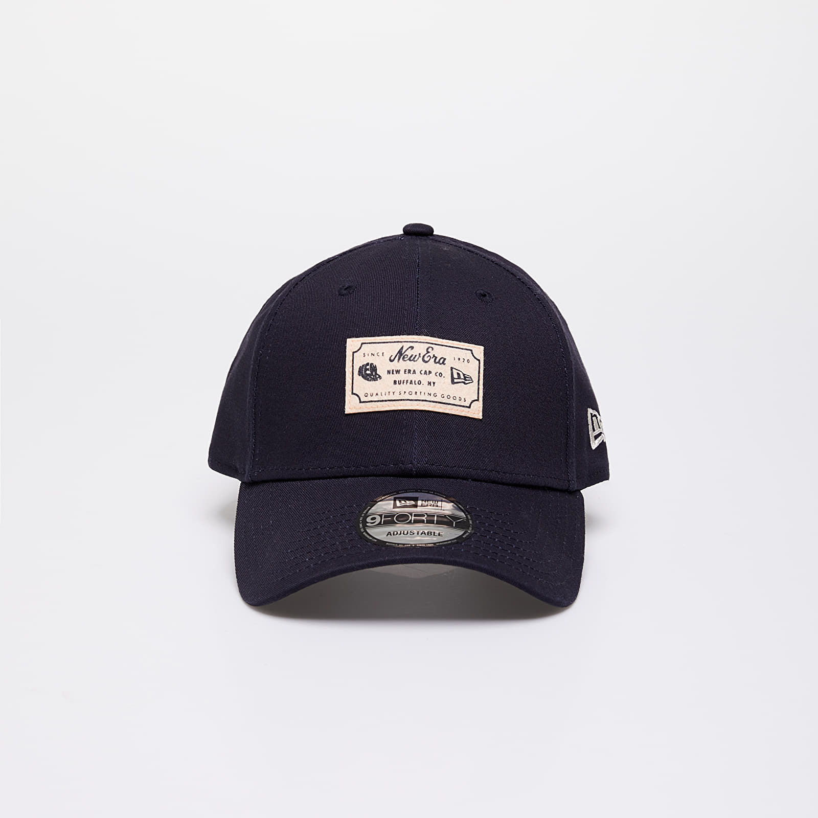 New Era 9Forty Heritage Patch Cap Navy