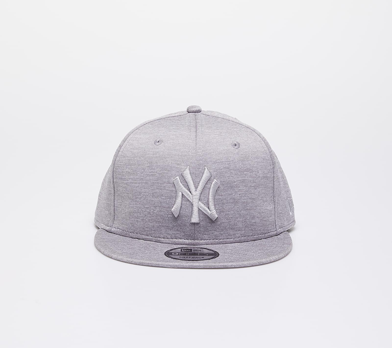 New Era 9Fifty MLB Shadow Tech New York Yankees Cap Grey S-M