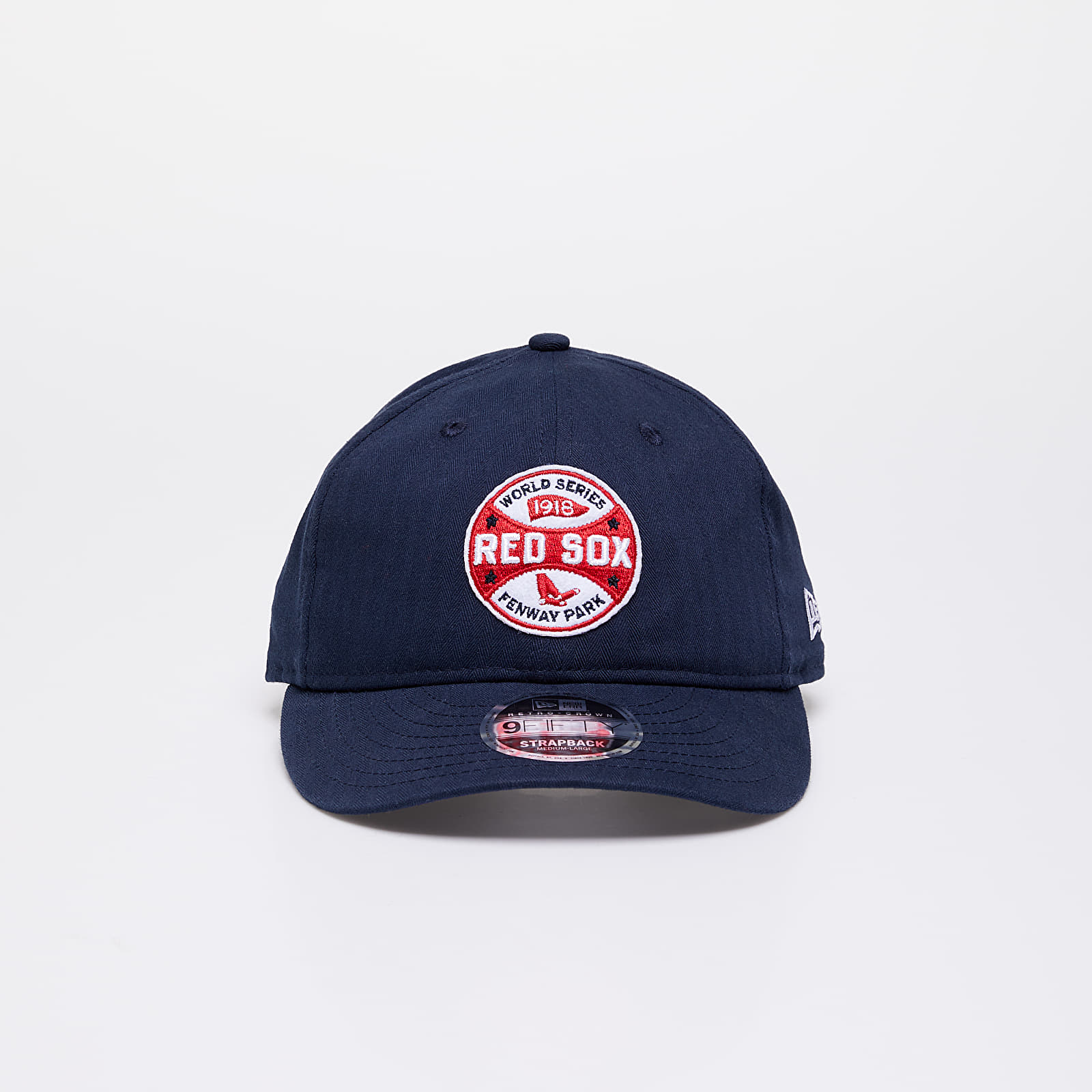 Шапки с козирка New Era 9Fifty MLB Cooperstown Red Sox Hat Navy Blue