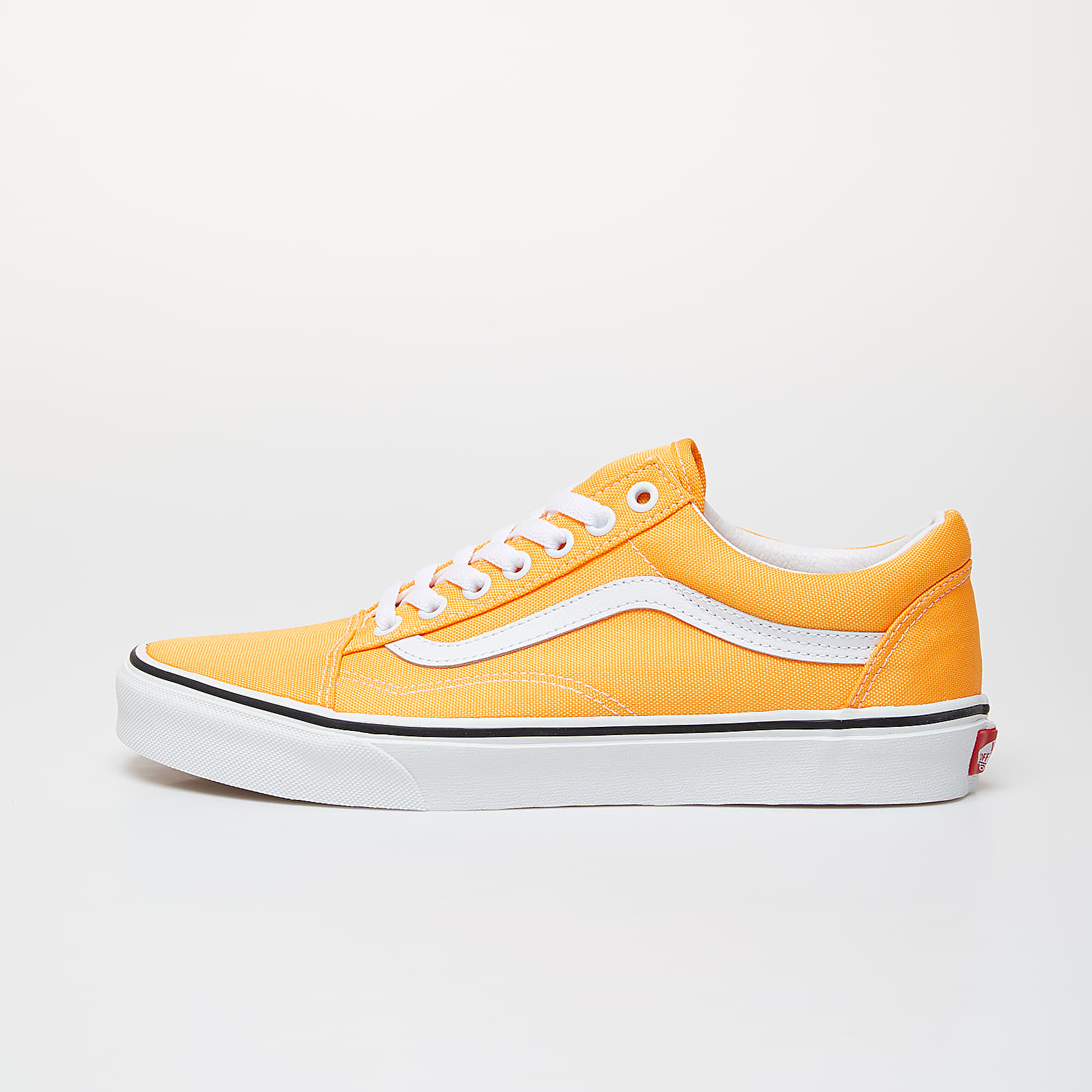 Men's shoes Vans Old Skool (Neon) Blazing Orange/ True White