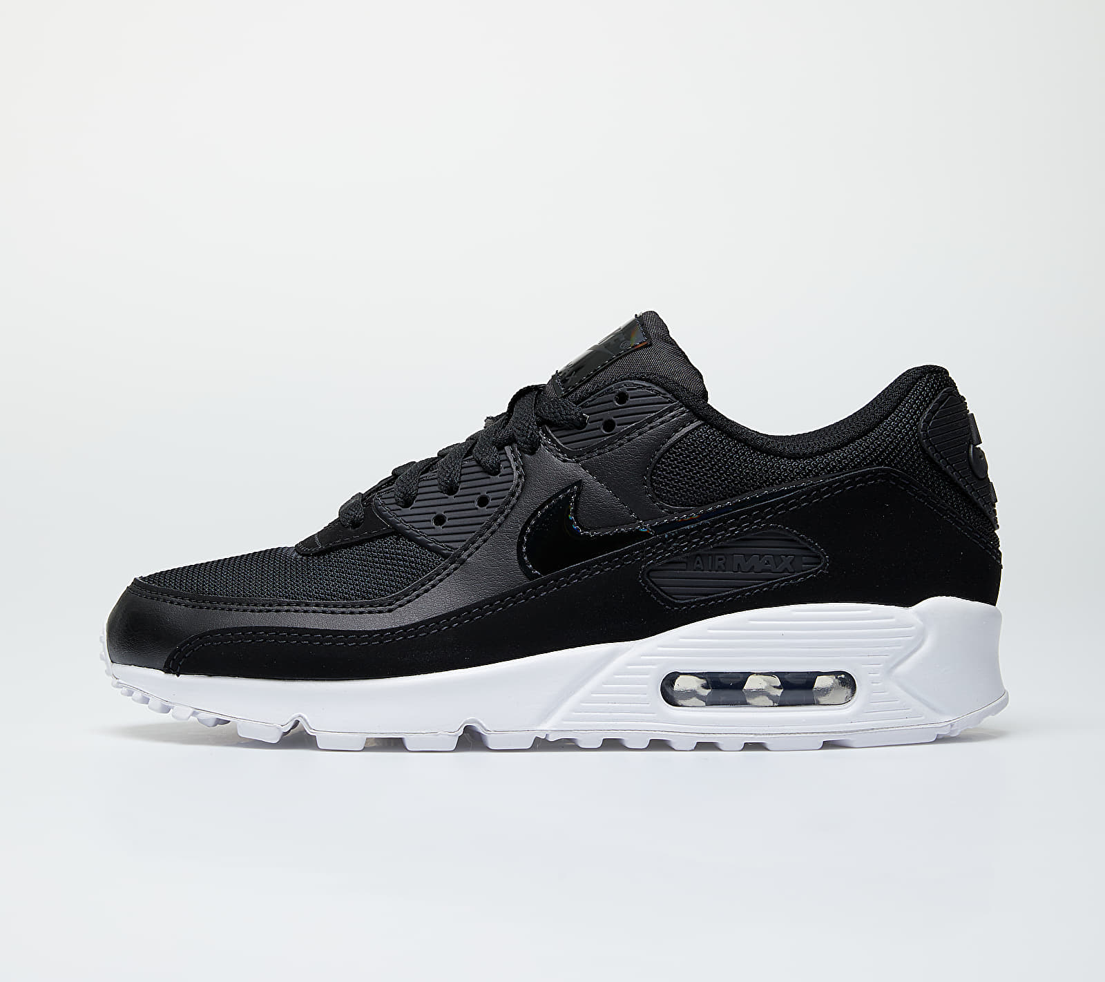 Nike W Air Max 90 Twist Black/ Black-White 1