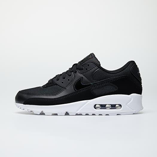 Nike W Air Max 90 Twist Black Black White | Footshop
