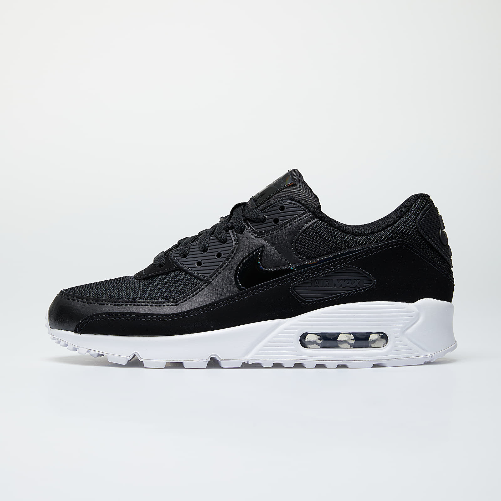 Frauen Nike W Air Max 90 Twist Black/ Black-White