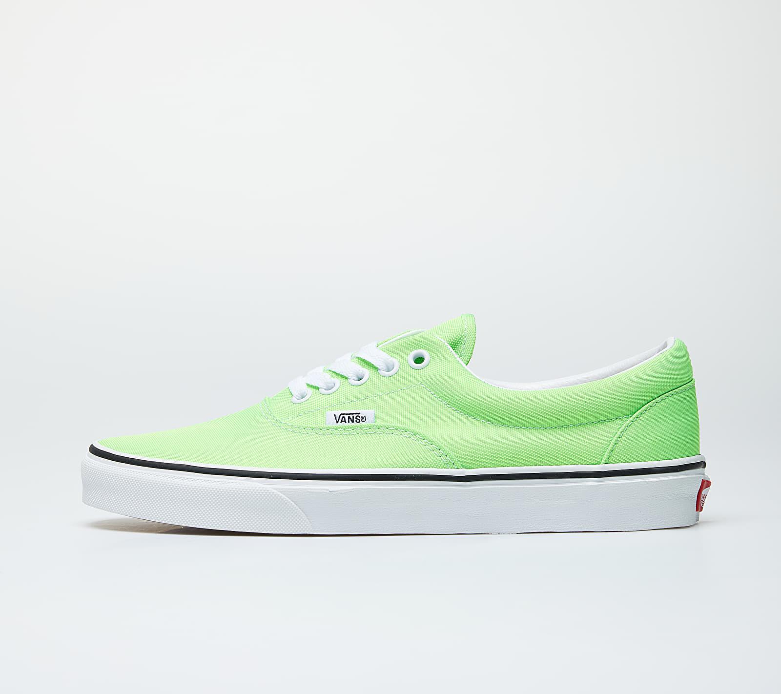 Vans Era (Neon) Green Gecko/ True White EUR 43