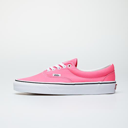 Vans Era (Neon) Knockout Pink True White | Footshop