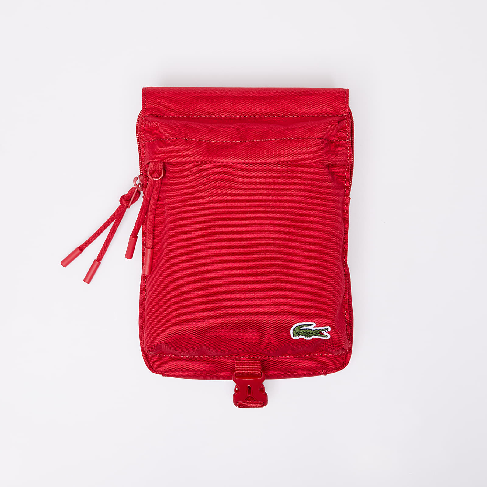 Bags LACOSTE Necklace Wallet Tango Red