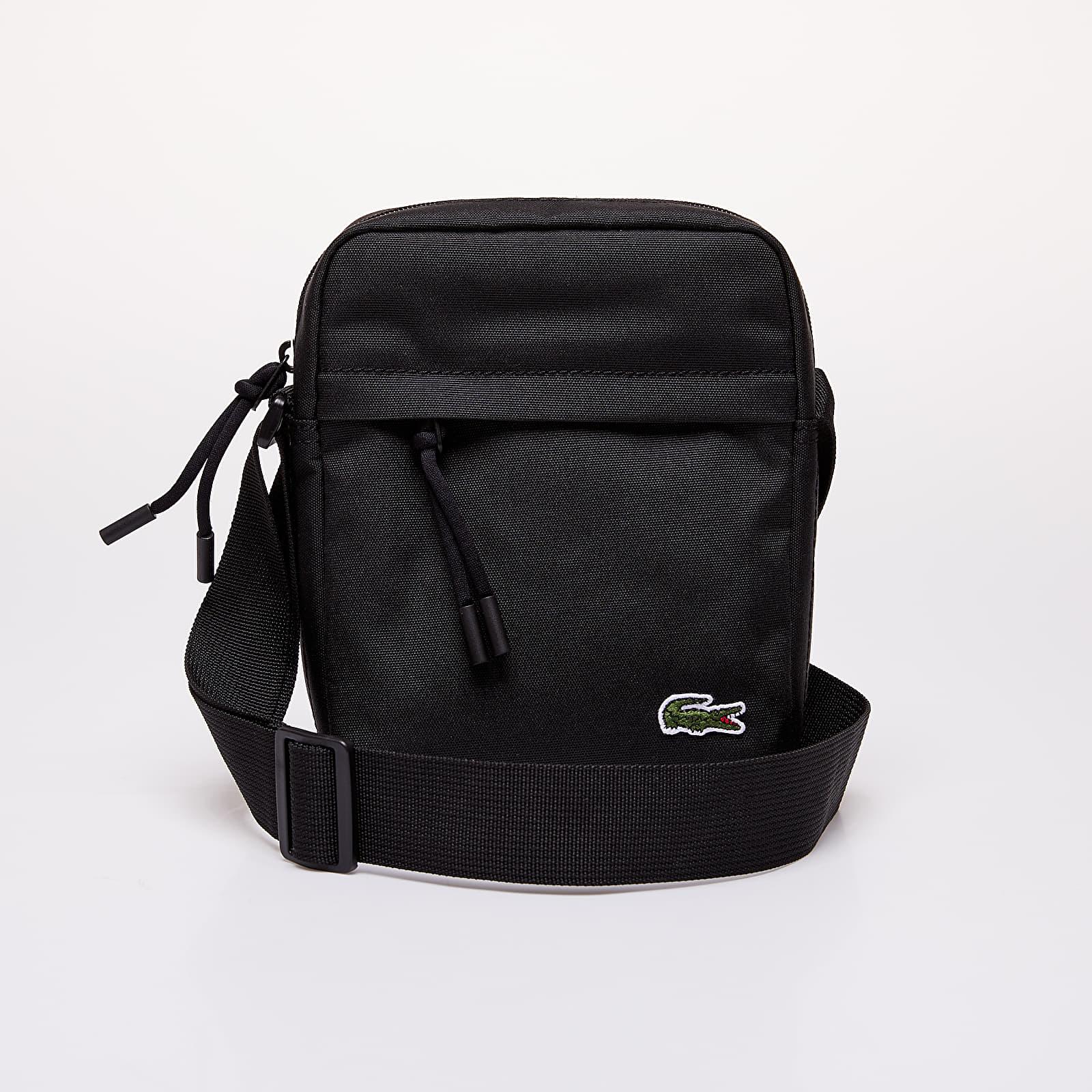 Bags and backpacks LACOSTE Neocroc Vertical Camera Bag Black