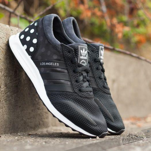 adidas Los Angeles W Core BlackFtwr White | Footshop