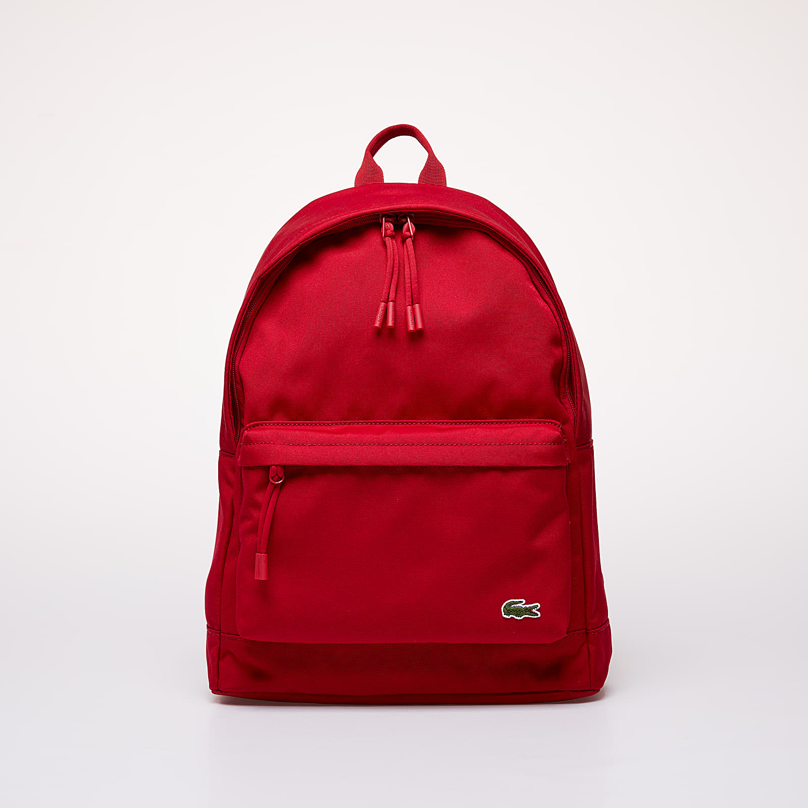Backpacks LACOSTE Neocroc Classic Solid Backpack Red