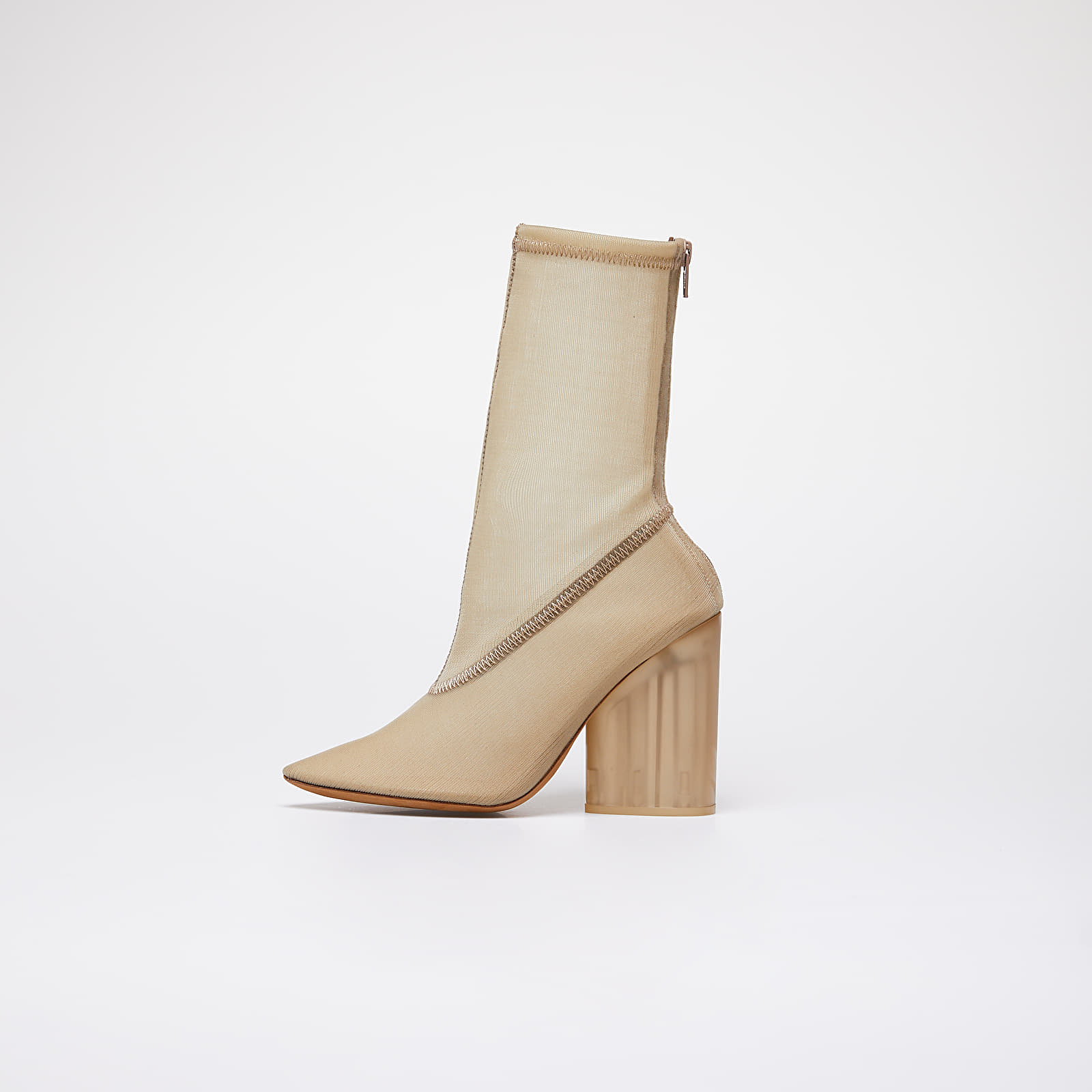 Yeezy Season 7 Stretch Mesh Ankle Boot