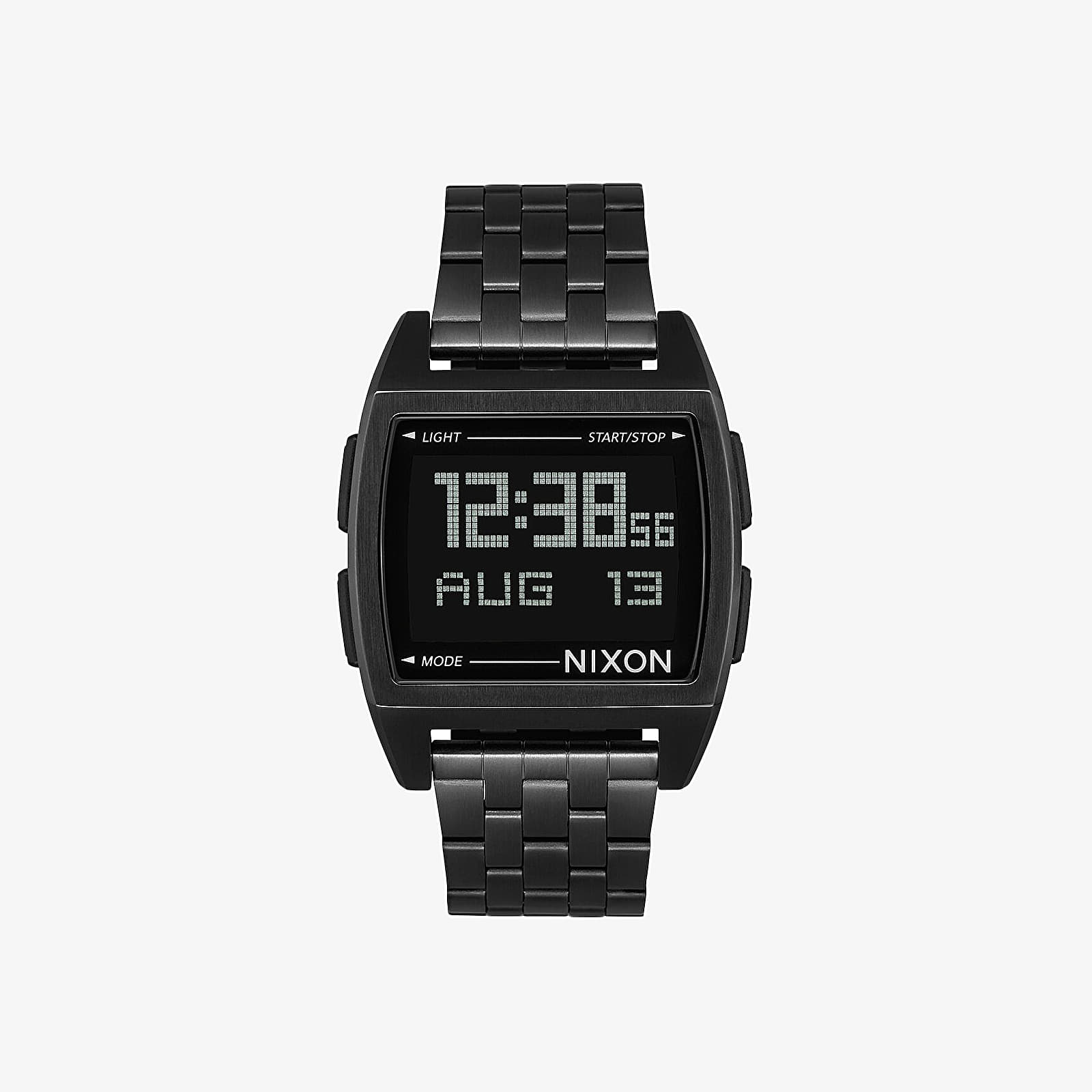 Uhren Nixon Base All Black