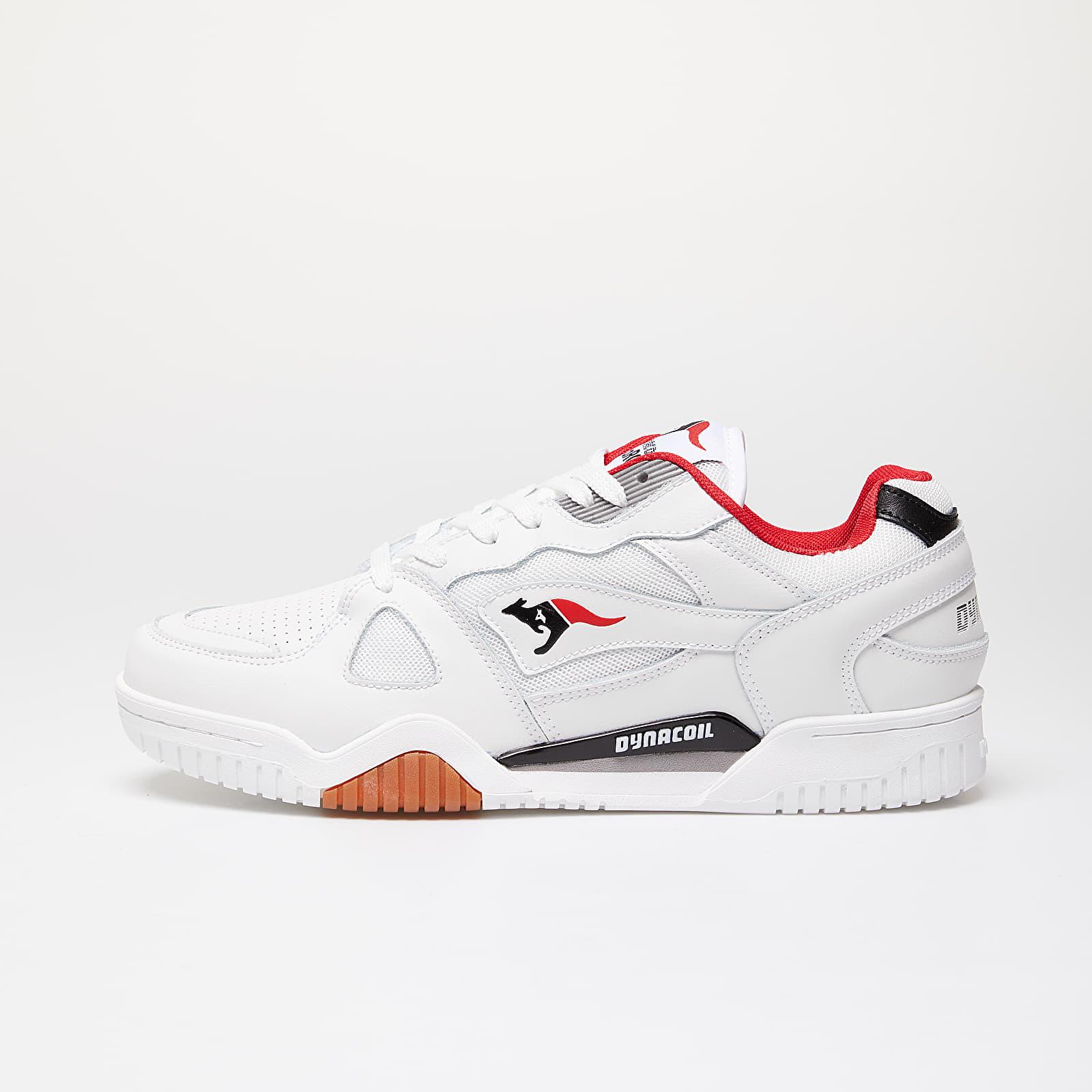 Men's shoes KangaROOS Ultralite OG NP White/ Red