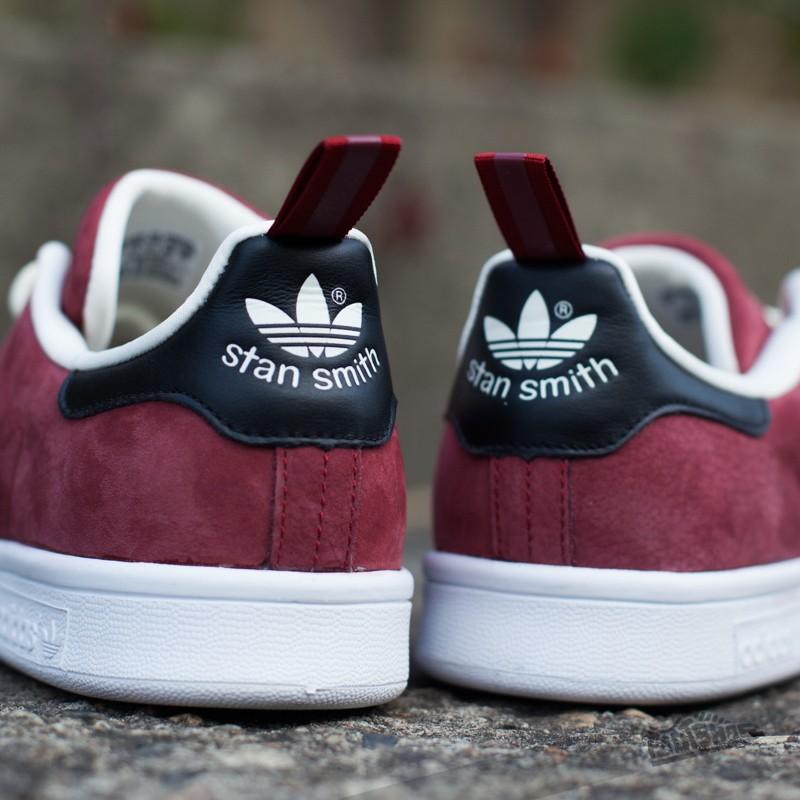 adidas Stan SmithRust RedCore BlackCream White