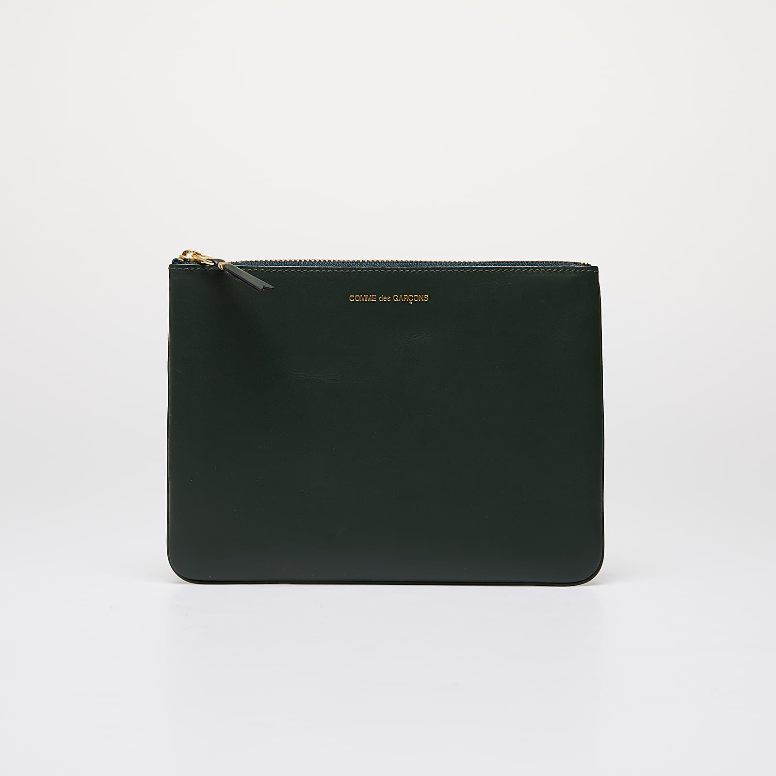 Peňaženky Comme des Garçons Classic Wallet Bottle Green