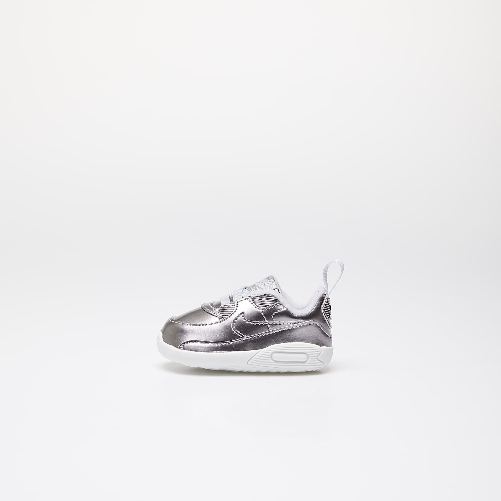 Chaussures et baskets enfants Nike Max 90 Crib QS Chrome/ Chrome-Pure Platinum-White