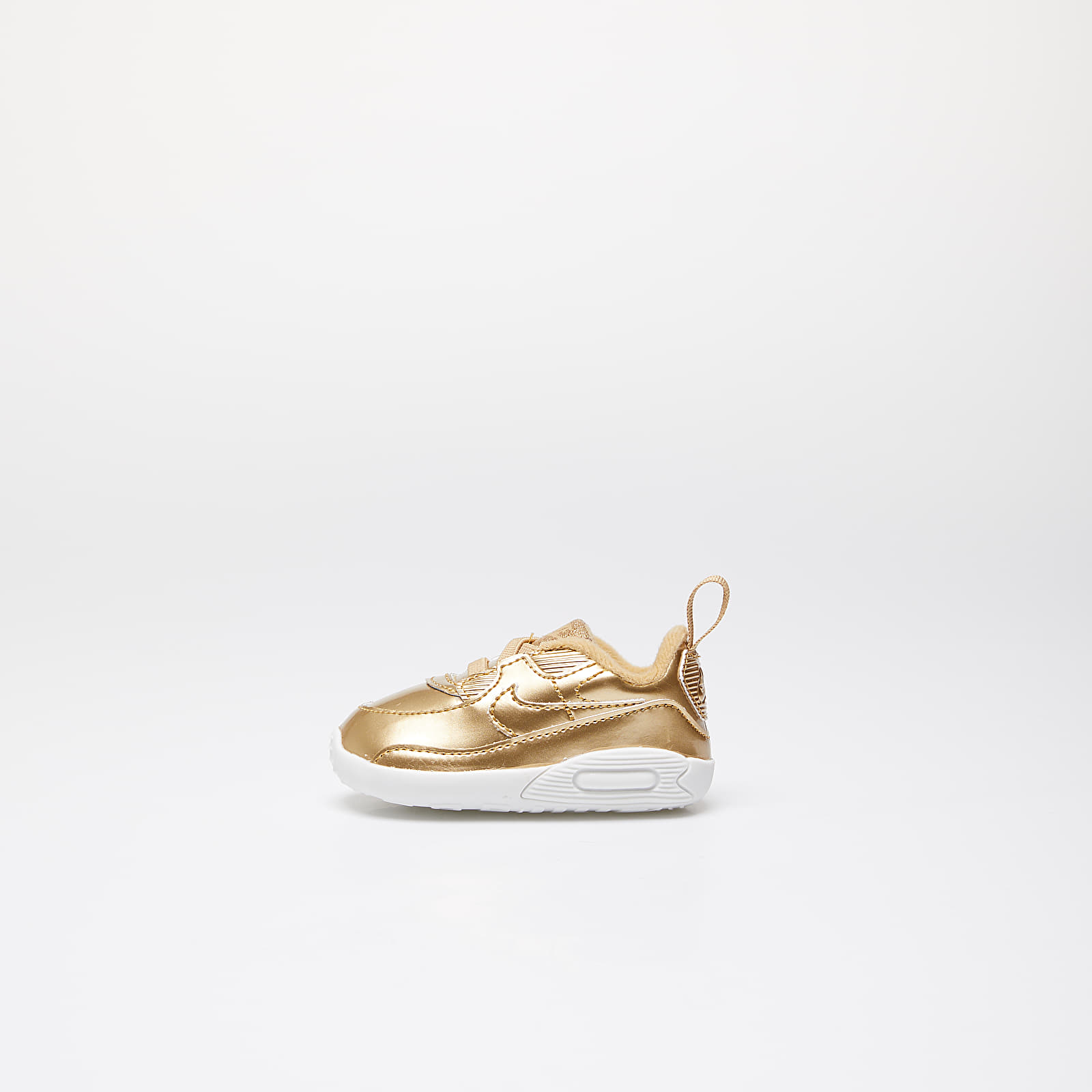 Kinderschuhe Nike Max 90 Crib QS Metallic Gold/ Metallic Gold-Club Gold
